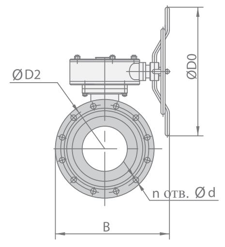 Кран шаровой МА 39010-03