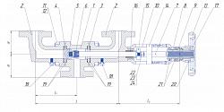 Переключающее устройство ПУ 80-160-01нж