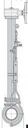 Кран шаровой 11лс60п11м