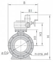 Кран шаровой МА 39033-13
